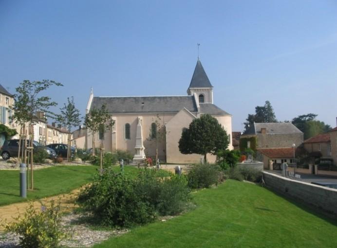 Eglise de Gouex