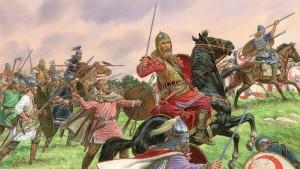 Guerriers-germaniques