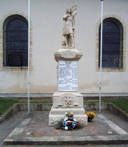 Monument aux morts - 2015