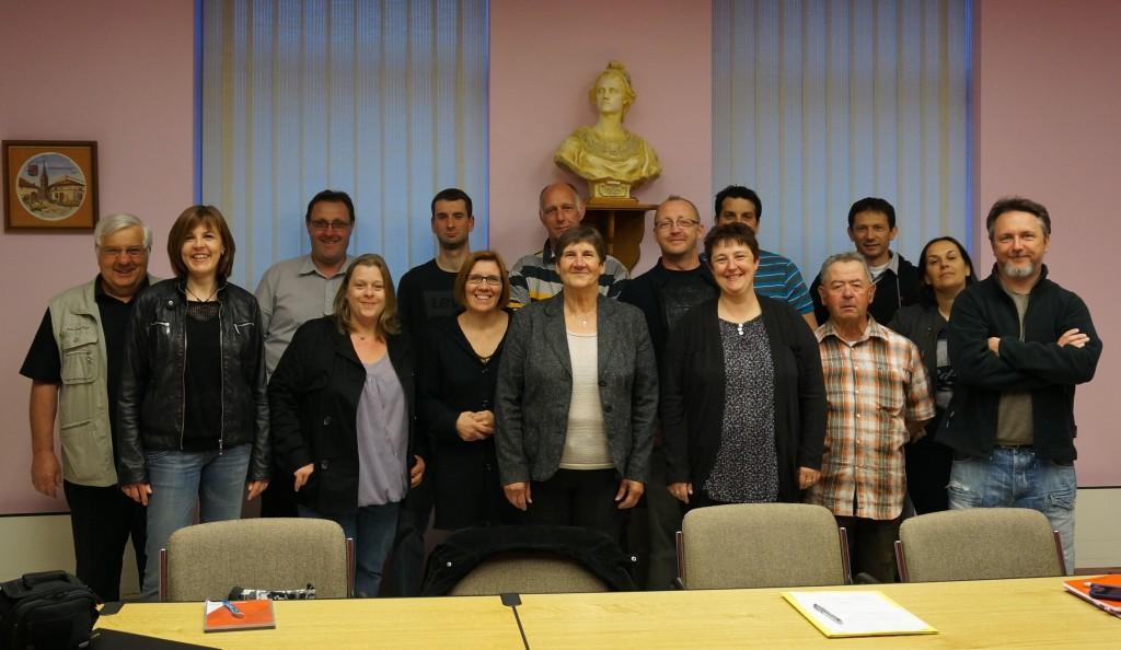 Le Conseil Municipal de Boucheporn