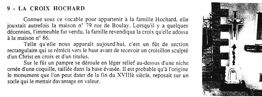 croix Hochard