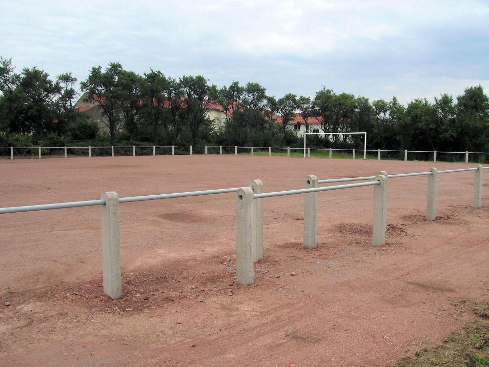 Terrain de football